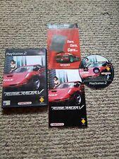 PS2 Ridge Racer V (2000) PS2 - COMPLETE L35