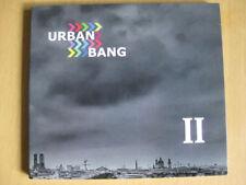 Urban Bang II  2013 Eletronic Disco Funk Electro House CD Best of Album