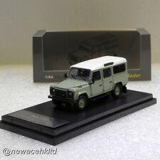 Land Rover Defender 110 Light Green Master 1/64