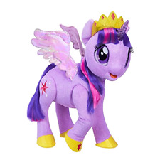 My Little Pony Magical Princess Twilight Sparkle Plush Toy Stuffed Soft Unicorn