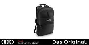 Rucksack faltbar, Audi, schwarz, 3151901700