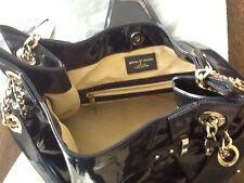 Aspinal Barbarella Handbag Blue patent - Beautiful Condition