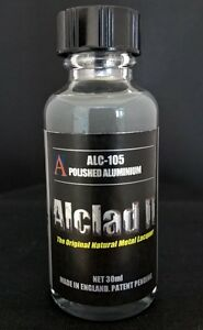 ALCLAD2, ALC105, POLISHED ALUMINIUM