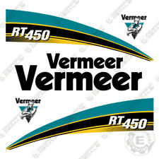 Vermeer RT 450 Trencher Decal Kit