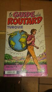 Turquie (Le Guide du routard) - Collectif édition 1989/90