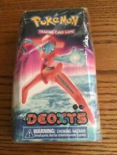 Pokemon Sealed Deoxys Theme Deck  *read*
