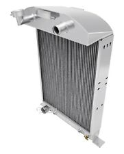 Radiator 3 Row All Aluminum for 1933 1934 Ford for Ford V8 Motor Conversion