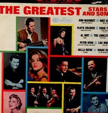 The Greatest Stars and Songs, featuring Ann Margret, and more,   Lp 33 Rpm