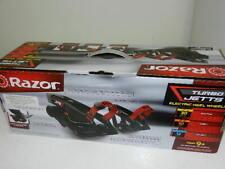 new no warranty Razor Turbo Jetts Electric Heel Wheels jeet wheel