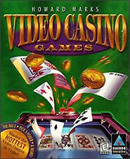 Howard Marks Video Casino Games (PC, 1999)