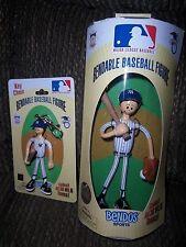 New York Yankees Pair of Bendee Figures Yankee