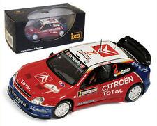 IXO RAM197 Citroen Xsara WRC Turkey Rally 2005 - C Sainz 1/43 Scale
