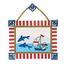 Melissa & Doug Nautical Name Plaque (NEW) 2628