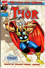 THOR :le retour des heros : N° 11   MARVEL FRANCE
