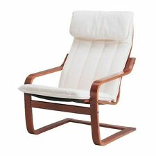 New IKEA POANG Armchair with Ransta Natural cushion