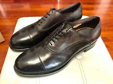 Santoni💥MADE IN ITALY💥PATINA Oxford Cap toe💥UK 10 1/2 EU 44 1/2💥Men shoes