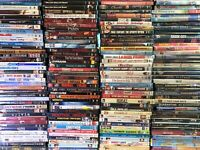 100 DVD LOT WHOLESALE ASSORTED TV Series Comedies Kid Thrillers Horror RESELL