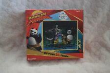 Sealed Pressman Kung Fu Panda 100 Piece 3D Puzzle 2008