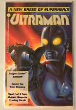 1993 Ultraman #2 Issue Sealed in Poly Comic Book * Ultra Comics *
