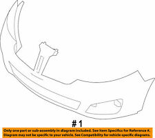 New Lincoln FORD OEM 09-12 MKS-Bumper Cover Primed Parking Aid 8A5Z17D957GAPTM