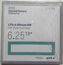 HP LTO 6 Ultrium Tape Cartridge C7976A - Brand New Sealed