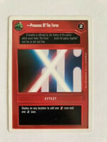 CLOUD City Star Wars CCG swccg Quasi Nuovo Force Field