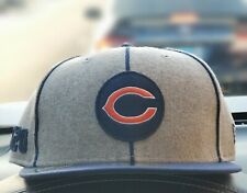 Chicago Bears 1960s New Era 2019 NFL Sideline Home 9FIFTY Snapback Hat
