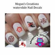 Supernatural Nail Art Decals