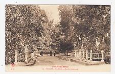 Saigon,French Cochinchina,Botanical Gardens,Southeast Asia,c.1909