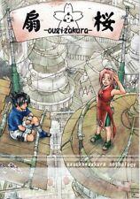 Naruto Doujinshi Comic Sasuke x Sakura Sakura Fan (ougi zakura) Konjokumiai