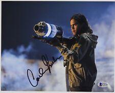 Carlos Valdes The Flash Cisco Autograph Signed Photo Beckett BAS Photo