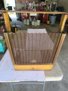 Allis Chalmers B110 B112 GRILL , FRAME , SIDE COVERS Garden Tractor  Simplicity