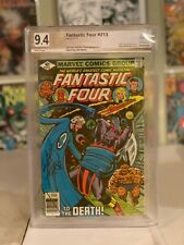 Fantastic Four #213! PGX (Not CGC SS) 9.4! Signed by Byrne! SEE PICS AND SCANS!