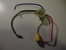 3 speed 3 wires 3A Pull down chain switch Lamp or ceiling fan Canadian seller