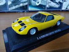 Lamborghini Miura de 1966 1:43