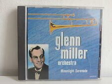 CD ALBUM GLENN MILLER ORCHESTRA Moonlight serenade VARO75