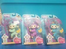 Fingerlings Monkey Gift Set - Lot of 3 free shipping