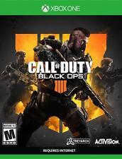 NEW Call of Duty: Black Ops 4 Microsoft Xbox One 1