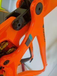 Yeti SB150 TURQ frameset, Öhlins shock - XL
