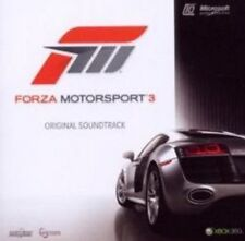 Forza Motorsport 3 - Original Video Game Soundtrack (NEW CD)