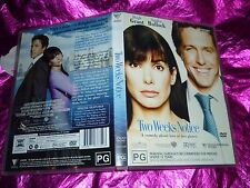 TWO WEEKS NOTICE : (DVD, PG)