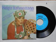 Schallplatte  ST45 Vinyl.  Helga Hahnemann
