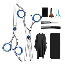 Professional Hair Cutting Thinning Scissors Barber Shears Hairdressing Salon Set