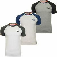 Superdry Mens 'Baseball' Raglan Short Sleeved T-Shirt