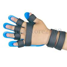 Hand Training Orthotic Fingerboard Exerciser Device Brace Rehabilitation Tool