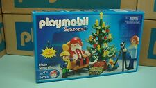 Playmobil 5753 Christmas time Santa Picture toy mint in Box for collectors 126