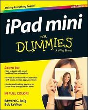 iPad mini For Dummies (For Dummies (Computers)), Baig, Edward C., LeVitus, Good