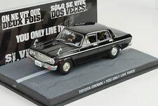 Movie James Bond 007 Toyota Crown-You Only Live Twice 1:43 Ixo Altaya