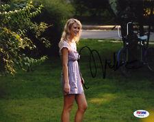Mackenzie Davis SIGNED 8x10 Photo Awkward Moment Breathe In PSA/DNA AUTOGRAPHED