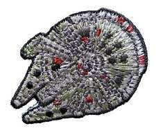 Star Wars Millennium Falcon Mini Embroidered Patch 1.5 inch